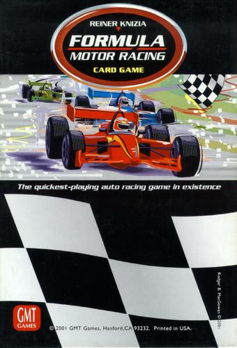 Formula Motor Racing (Reprint)