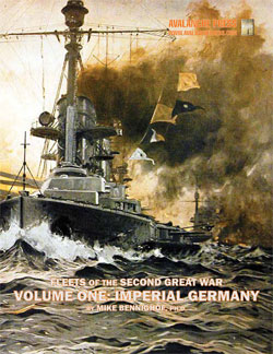 Fleets of the Second Great War V1: Imperial Germany