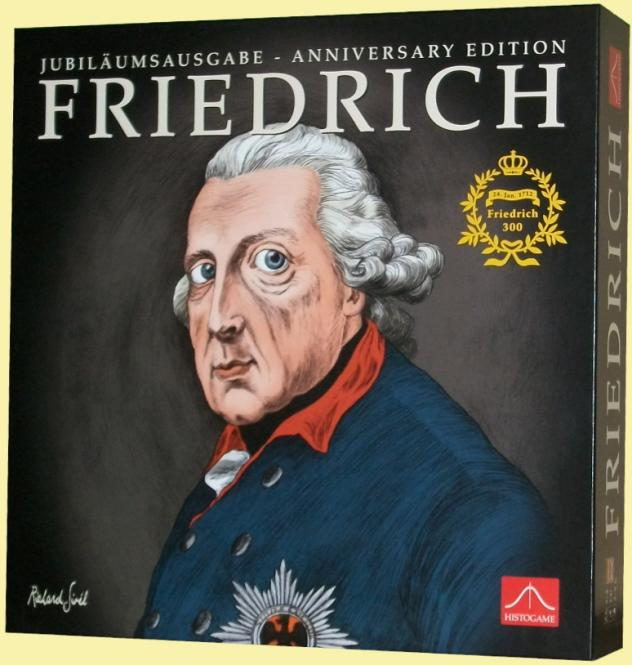 Friedrich, Jubiläumsausgabe 2019