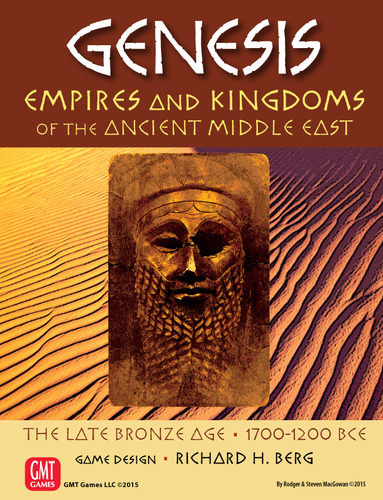 Genesis,  The Late Bronze Age