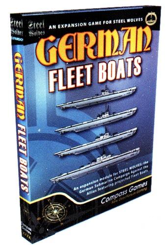 Steel Wolves Exp. #1: German Fleet Boats