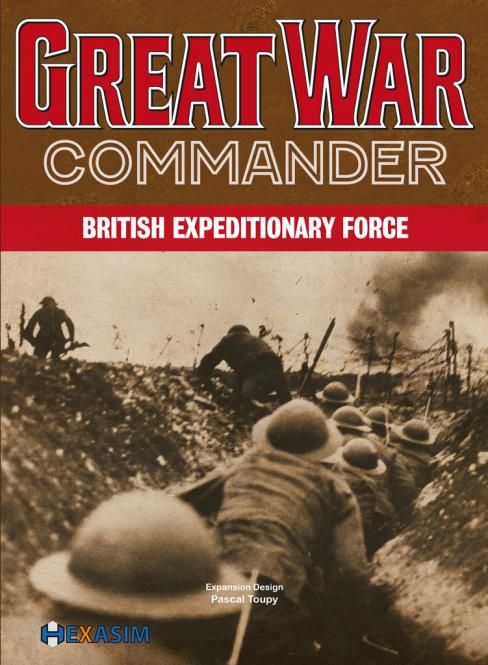 Great War Commander British Expeditionary Force