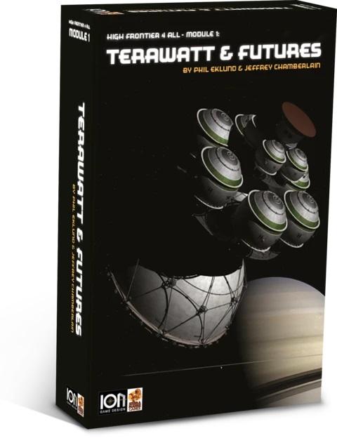 High Frontier 4 MODULE 1 - TERAWATT
