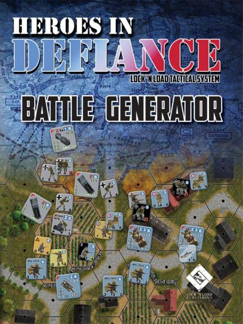 Heroes in Defiance: Battle Generator