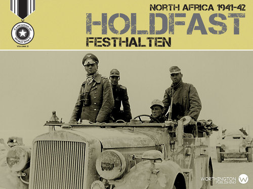 Holdfast: North Africa 1941-1942