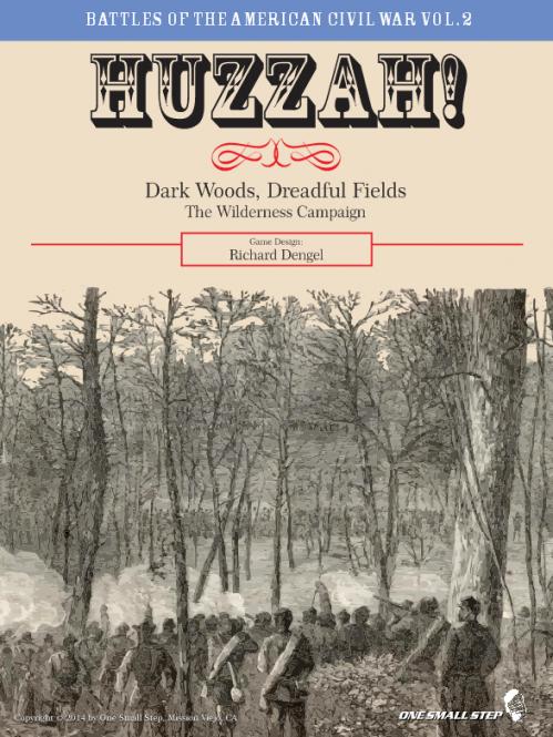 Huzzah! No2: Dark Woods, Dreadful Fields