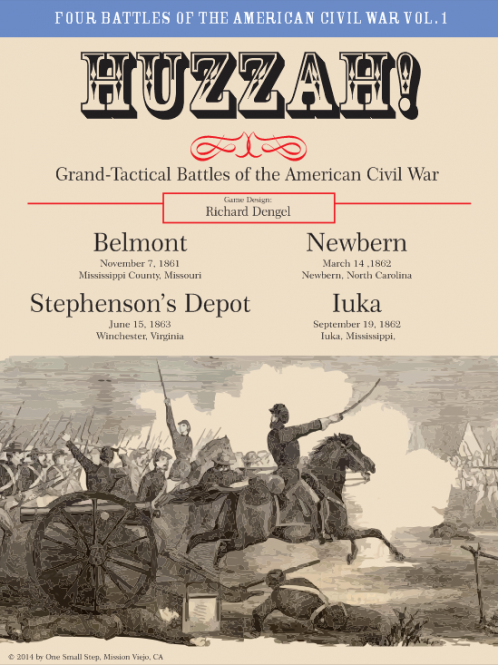 Huzzah! No1: 4  Battles American Civil War