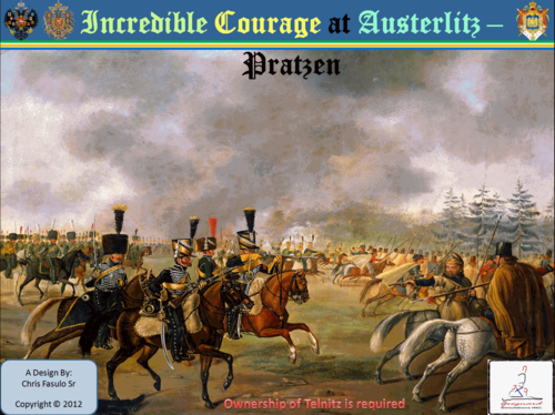 Incredible Courage at Austerlitz - Pratzen
