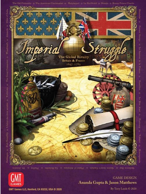 Imperial Struggle 1st Ed