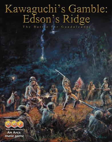 Kawaguchi`s Gamble:Edson`s Ridge