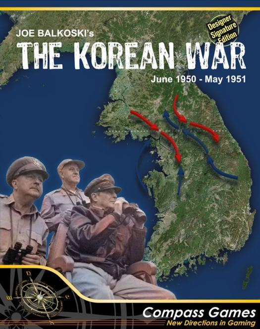 The Korean War: June 1950 - May 1951, Designer Signature Edition