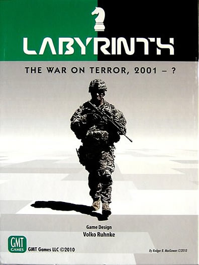 Labyrinth, 4th Printing