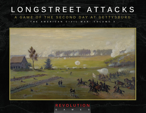 Longstreet Attacks, Boxed