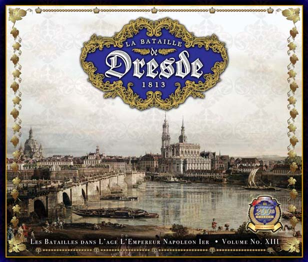 La Bataille de Dresde Vol XIII
