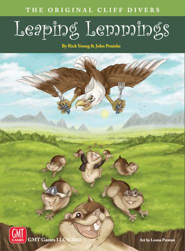 Leaping Lemmings