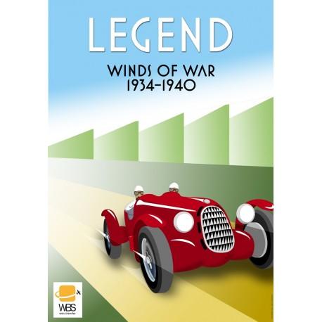 LEGEND: Winds of War 1934-1940 + Base Game Bundle