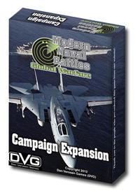 Modern Naval Battles, Campaign Expansion