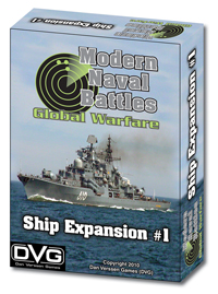 Modern Naval Battles  Ship Exp. #1