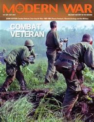 Modern War 31, Combat Veteran