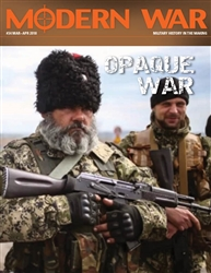 Modern War 34, Opaque War: Ukraine