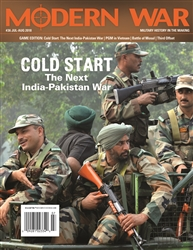 Modern War 36, Cold Start: The Coming India-Pakistan War