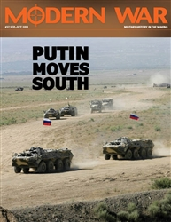 Modern War 37, Putin Moves South