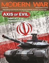 Modern War 39, Axis of Evil:  Iran