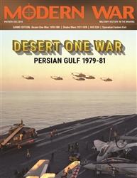 Modern War 44, Desert One War