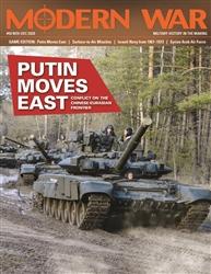 Modern War 50, Putin Moves East