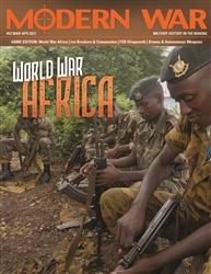 Modern War 52, World War Africa
