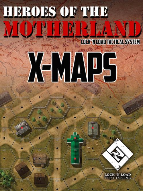 Heroes of the Motherland, X-Maps