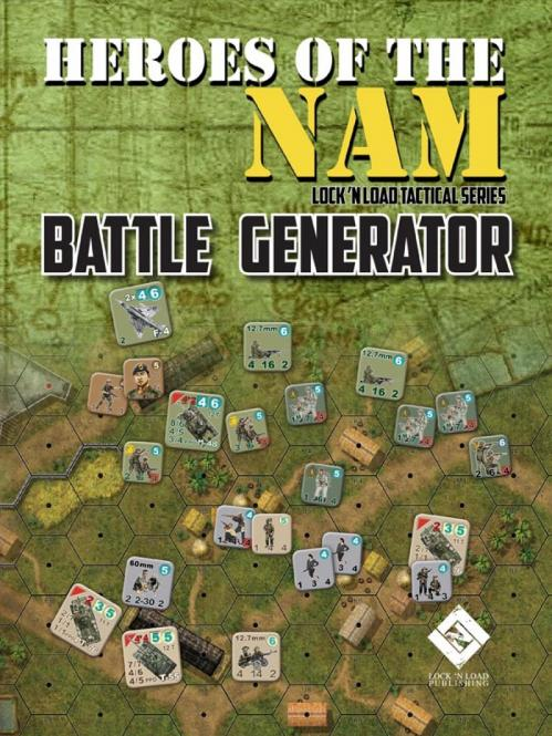 Heroes of the Nam Battle Generator