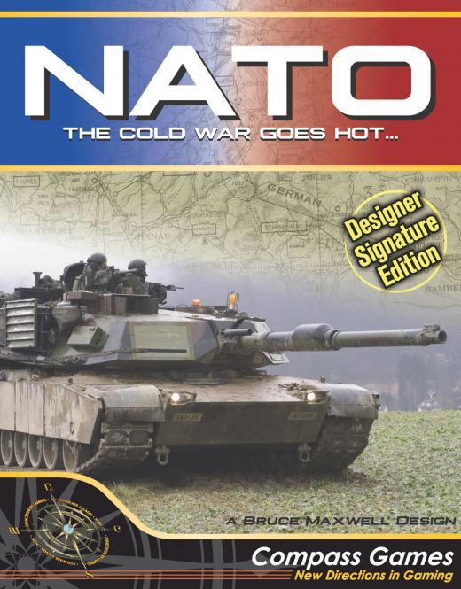 NATO: The Next War In Europe, Designer Signature Edition