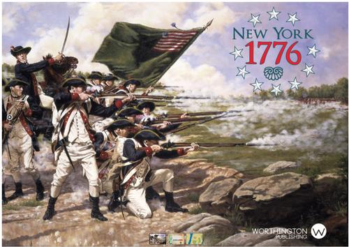 New York 1776, Remastered 2nd Printing