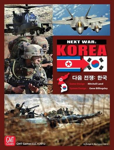 Next War: Korea, Reprint Edition