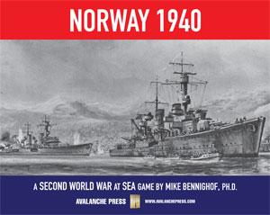 SWWaS: Norway 1940