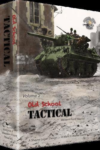 Old School Tactical V2: West Front 1944-45