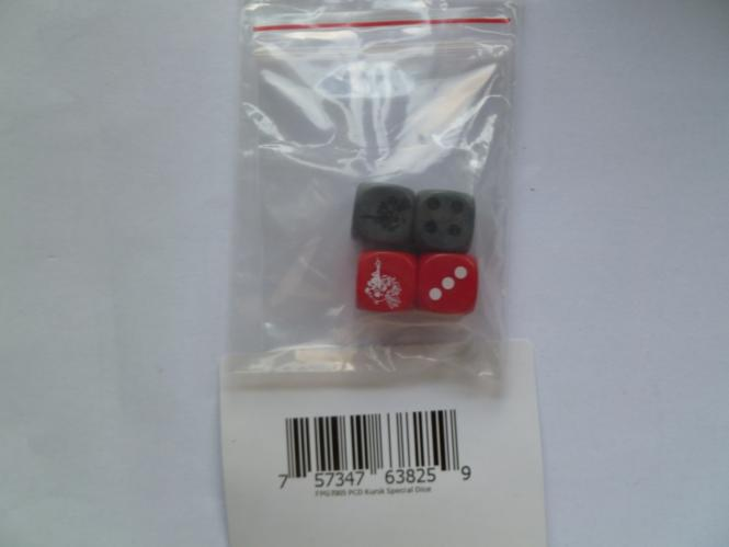 PCD: Kursk Special Dice