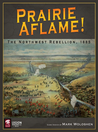 Prairie Aflame, 2nd Edition
