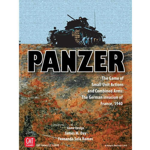Panzer Expansion #4: France 1940