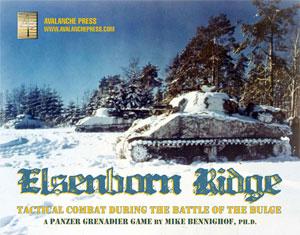Panzer Grenadier: Elsenborn Ridge New Ed.
