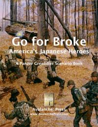 Panzer Grenadier: Go for Broke, 2nd Edition
