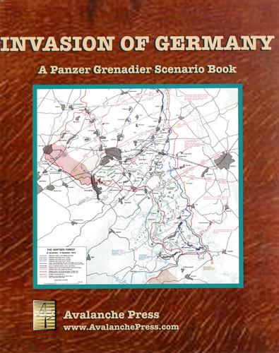 Panzer Grenadier: Invasion Germany