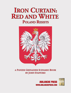 Panzer Grenadier: Iron Curtain Red & White