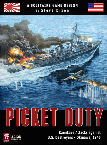Picket Duty: Kamikaze Attacks - Okinawa 1945, 2nd Edition