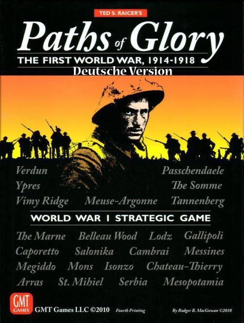 Paths of Glory, Deutsche Version