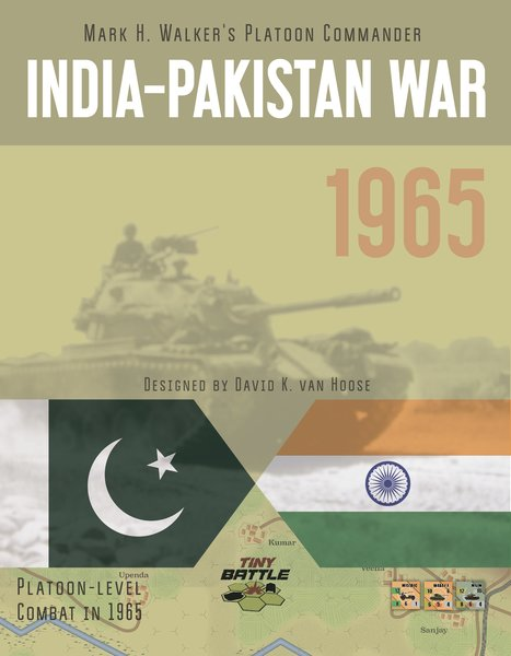 Platoon Commander: India Pakistan