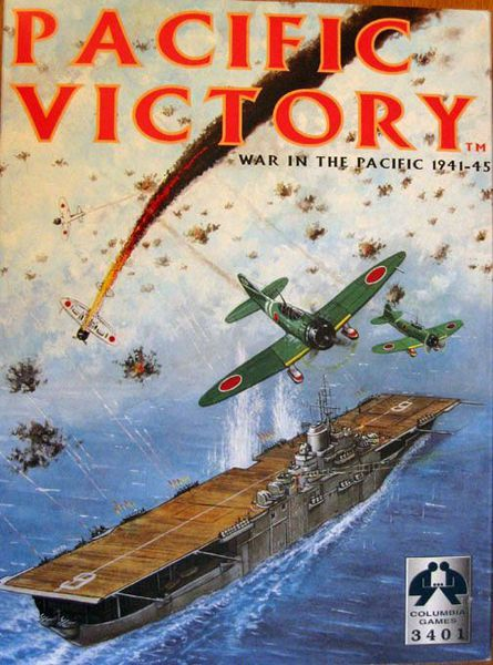 Pacific Victory 2nd Ed