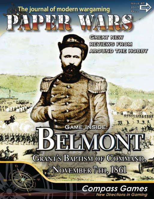 Paper Wars 87   Battle of Belmont