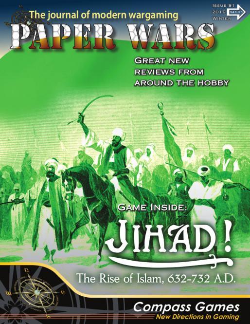 Paper Wars 91, Jihad